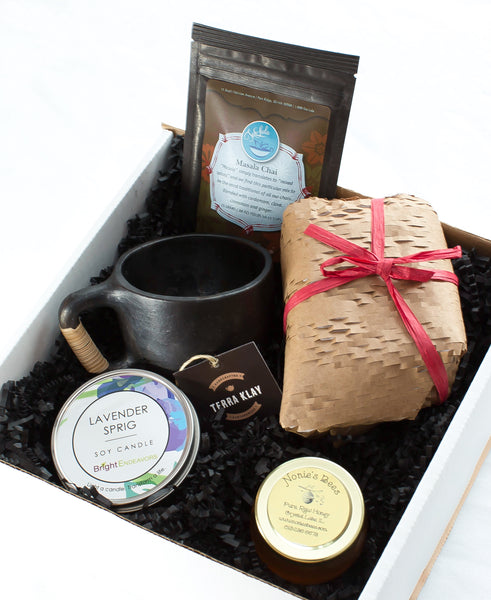 Teacups and Tea Gift Set for Tea Lovers
