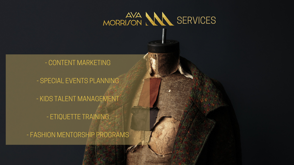 Aya Morrison Communications Agency