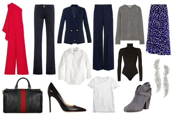12 Wardrobe Staples Every Woman Needs