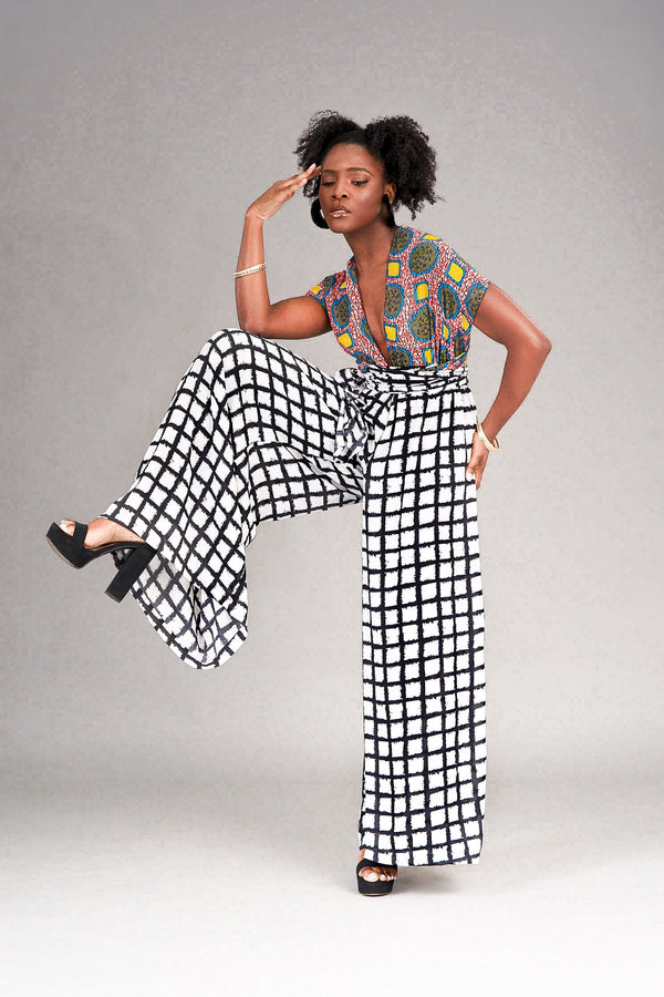 Adadzewa Wide-Legged Jumpsuit ayamorrison