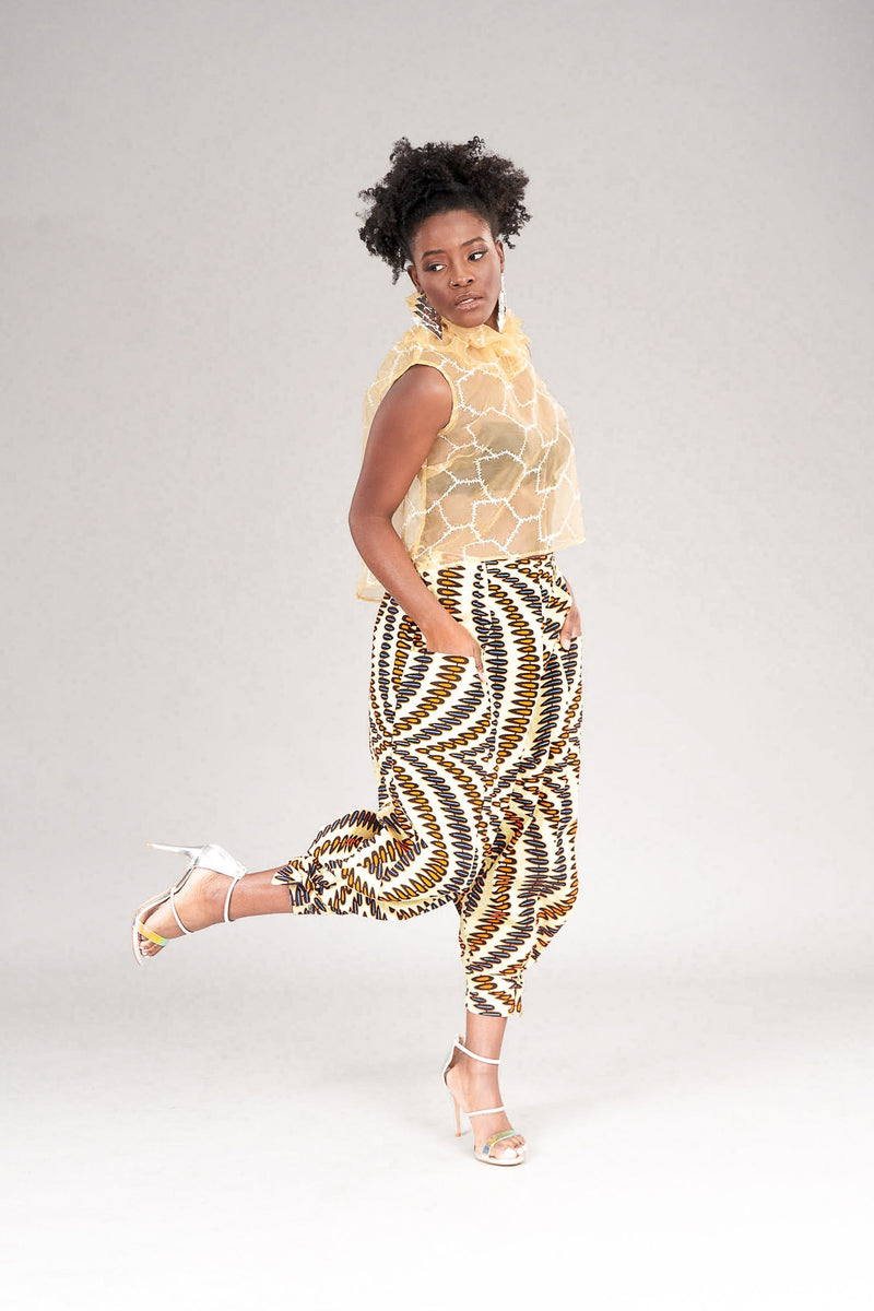 Ashia Stylish Hippie Pants ayamorrison