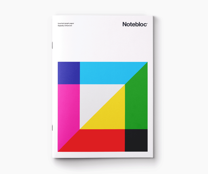 Portada cuaderno Notebloc Swissted David Bowie