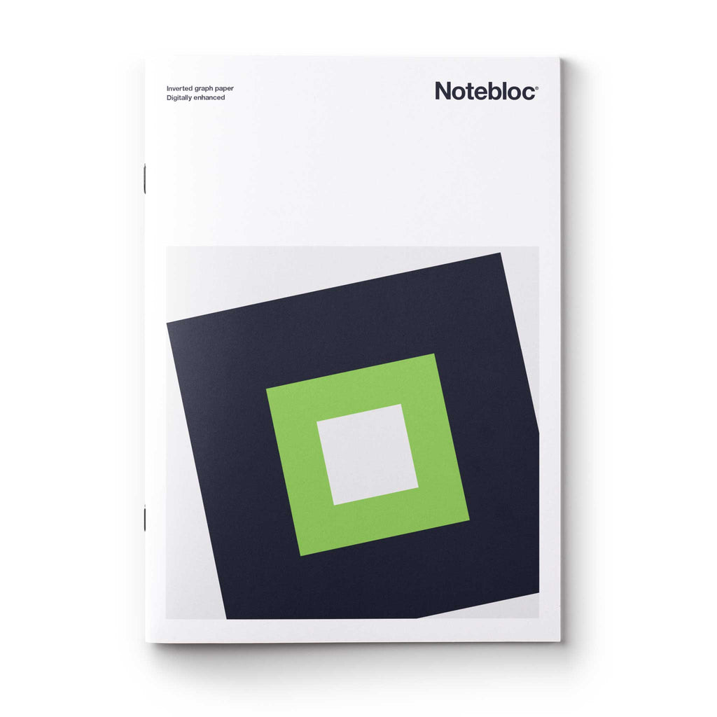 Portada cuaderno Notebloc: Swissted The Misfits