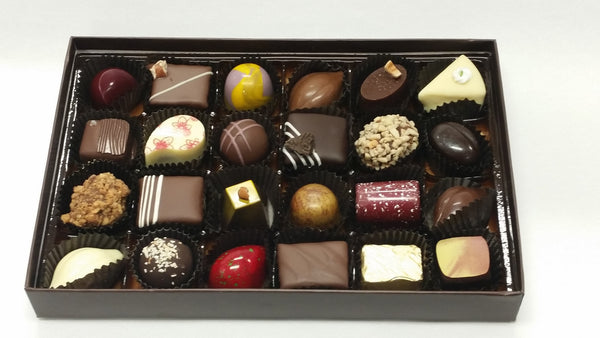 Assorted Box of 24 Chocolates