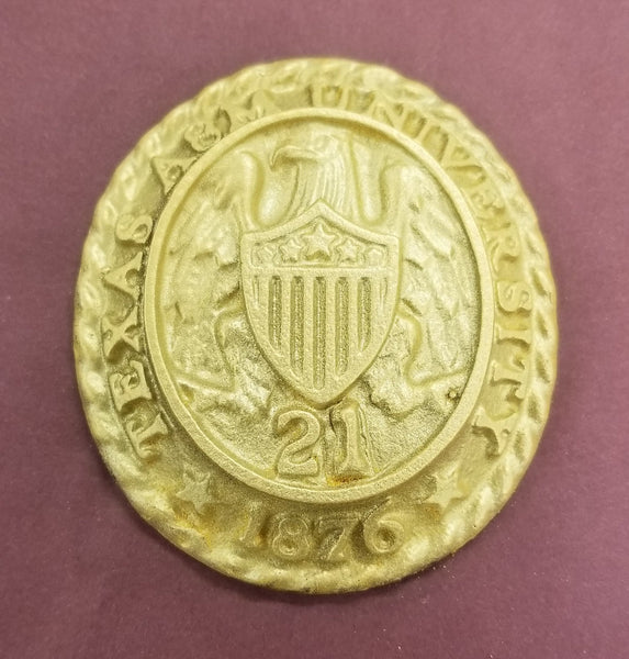 Chocolate Texas A&M Aggie Ring Seal