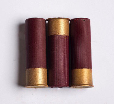 12 Gauge Chocolate Shotgun Shell