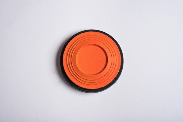 90mm Chocolate Clay Pigeon