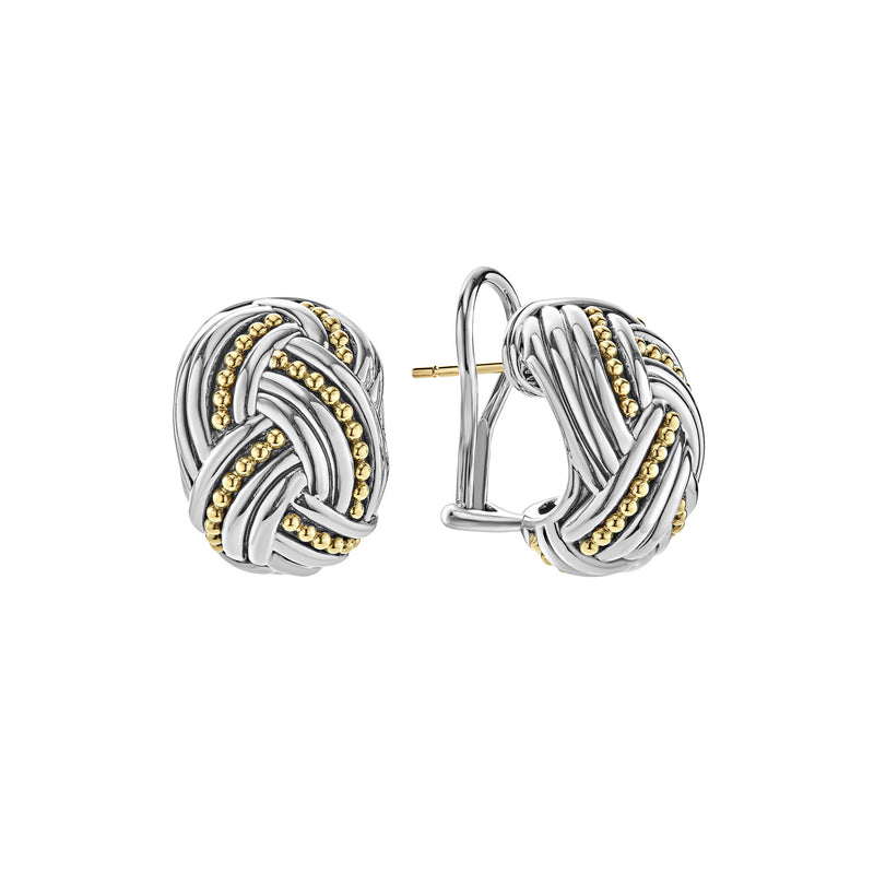 Lagos 'Torsade' Signature Earrings