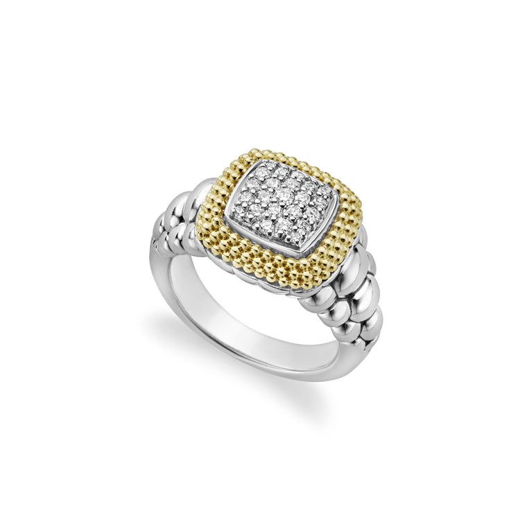 Lagos 'Diamond Lux' Diamond Ring