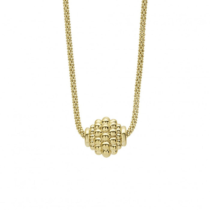 LAGOS Caviar Gold Necklace