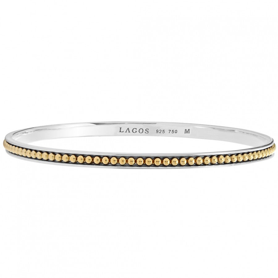 LAGOS 'KSL' Caviar Beaded Bangle