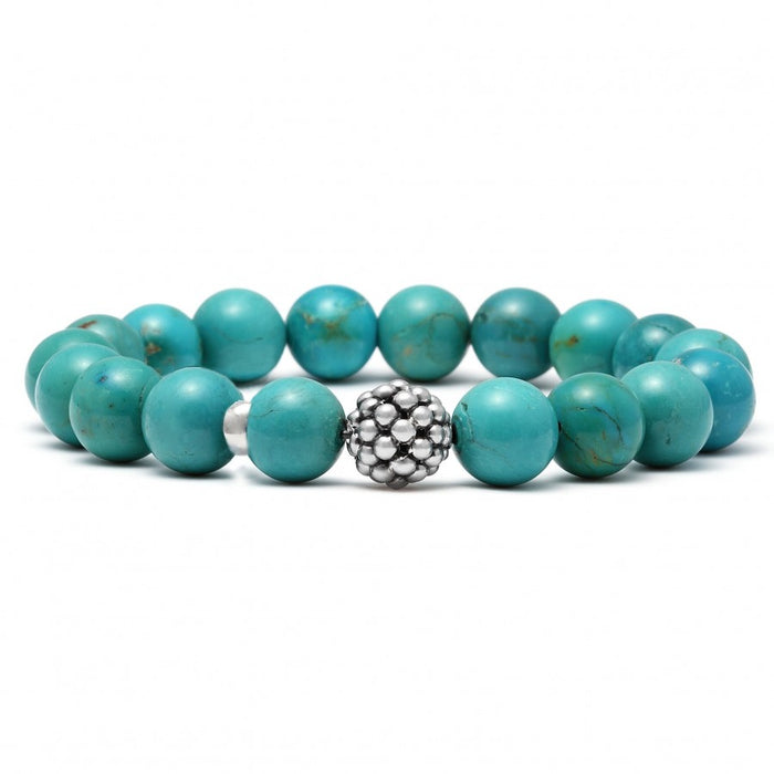 LAGOS 'Maya' Bracelet with Turquoise Beads