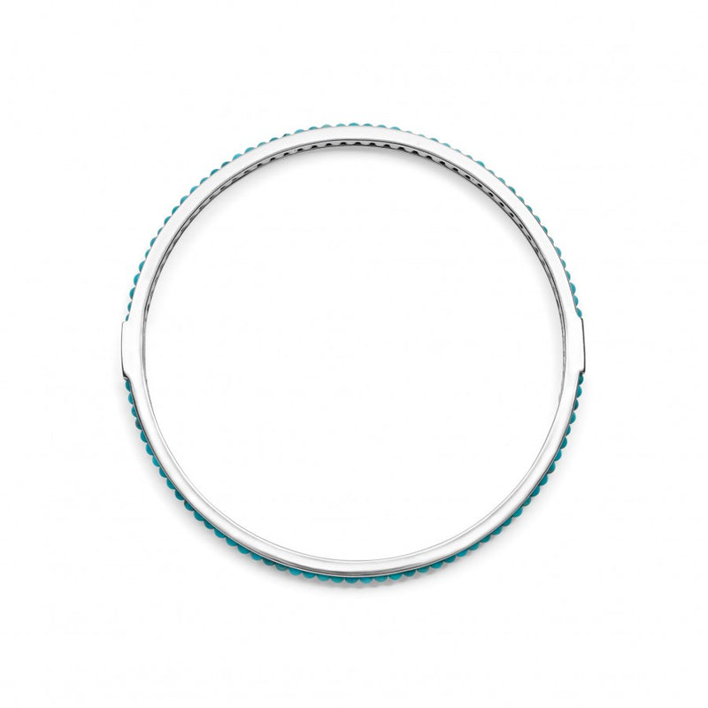 LAGOS Caviar Icon Turquoise Bangle