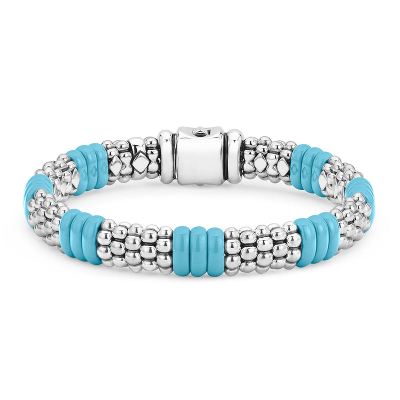 LAGOS Blue Caviar Beaded Bracelet