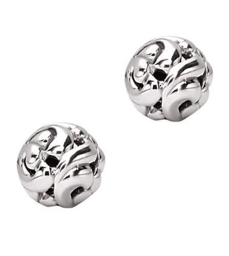 Charles Krypell 11mm Ivy Ball Studs