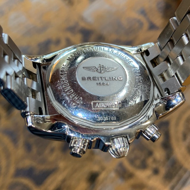 Pre-Owned Breitling Chronomat 44 Watch