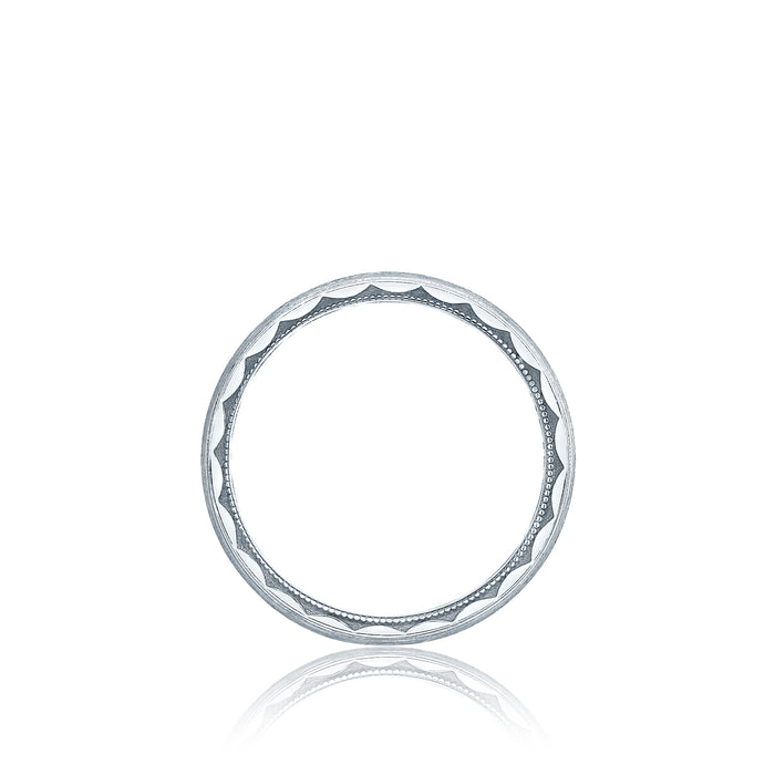 Tacori 'Sculpted Crescent' 6mm Men's Wedding Band