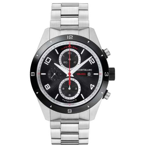 MontBlanc TimeWalker Chronograph Automatic Watch