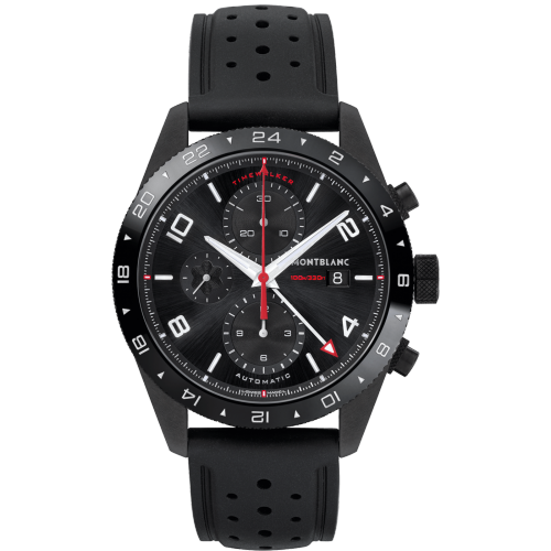 MontBlanc TimeWalker Chronograph UTC Watch