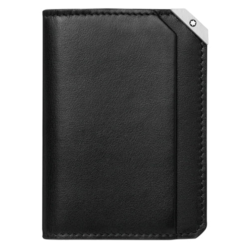 Montblanc Black Meisterstuck Urban Business Card Holder