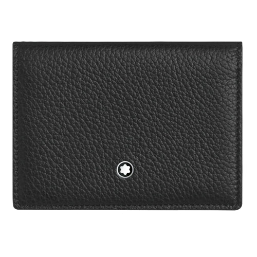 Montblanc 'My Office' Black Business Card Holder