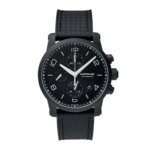 MontBlanc TimeWalker Automatic Chronograph Watch