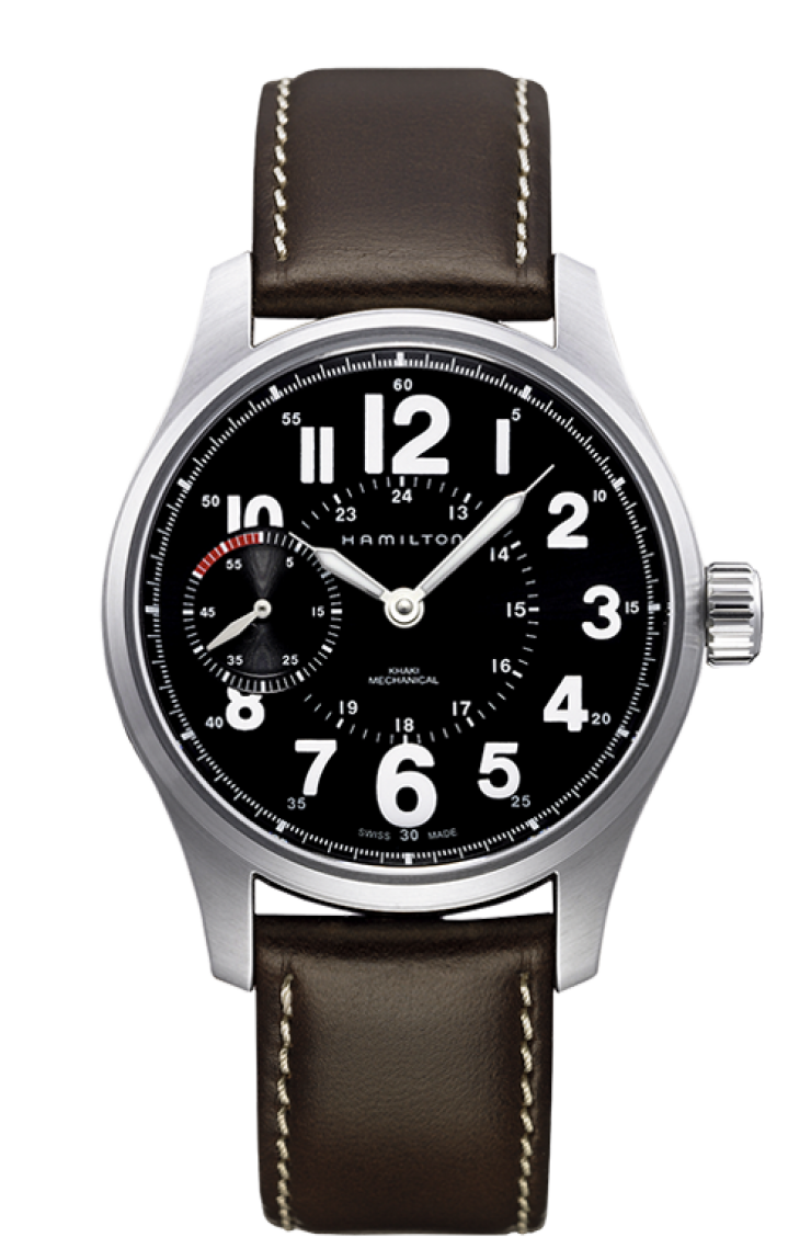 Hamilton Khaki Field Officer Handwinding - 44mm