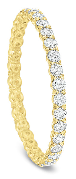 @cupcakering 1.75mm in 14k Yellow Gold