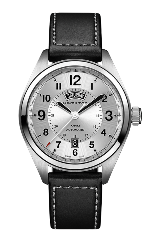 Hamilton Khaki Field Day Date Auto - 42mm