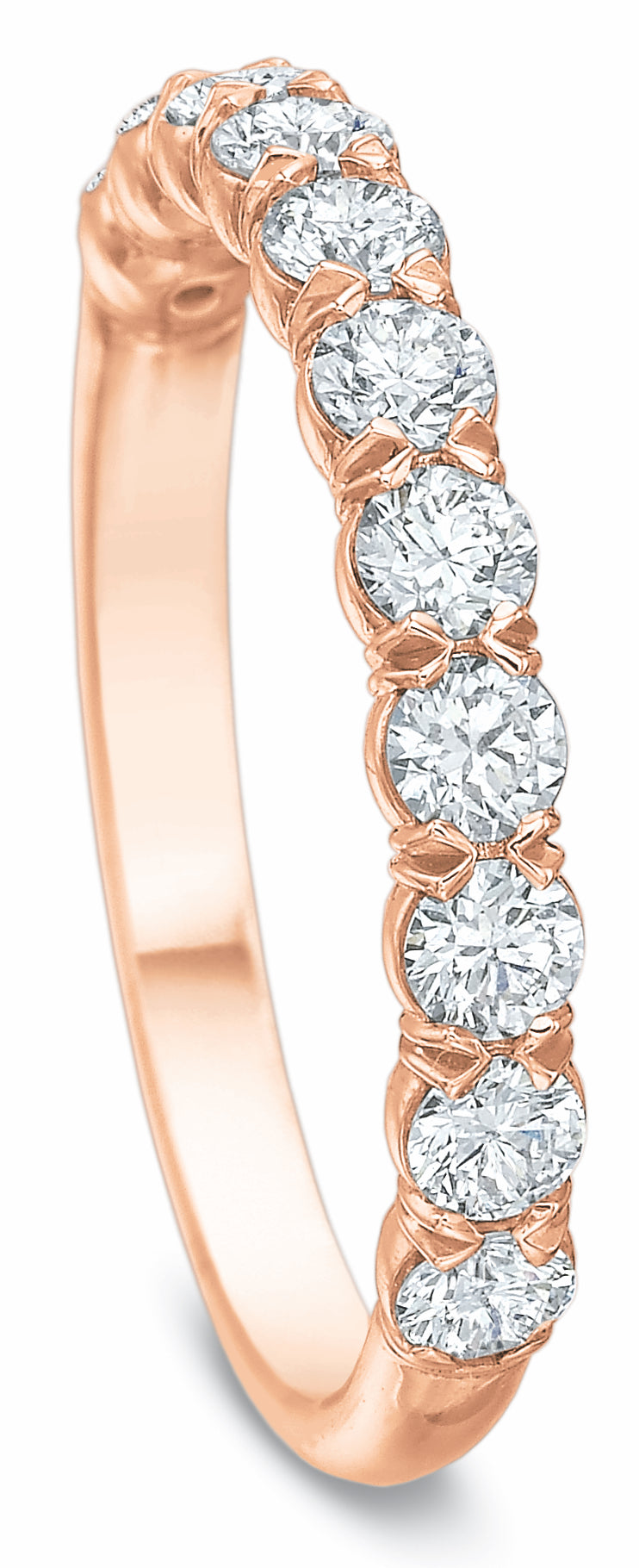 @cupcakering 2.9mm in 14k Rose Gold