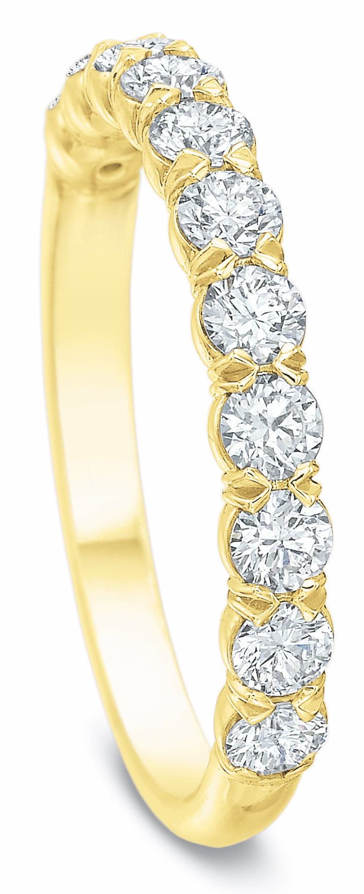 @cupcakering 2.9mm in 14k Yellow Gold