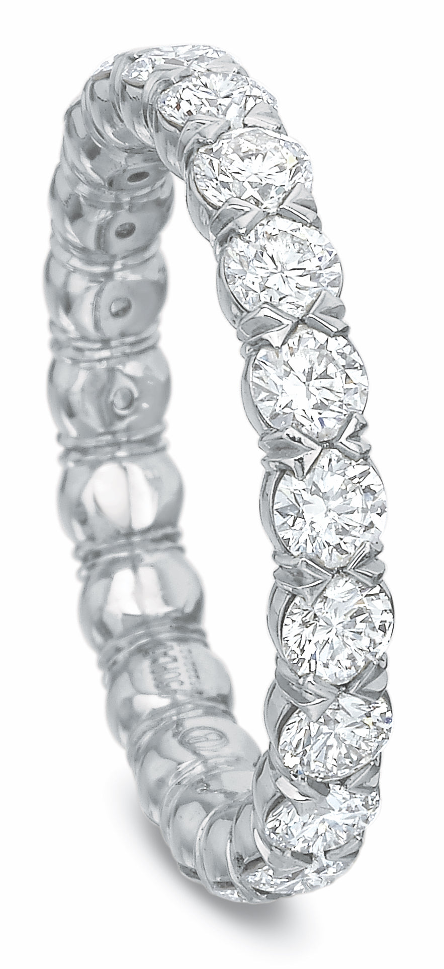 @cupcakering 3.1mm in 14k White Gold