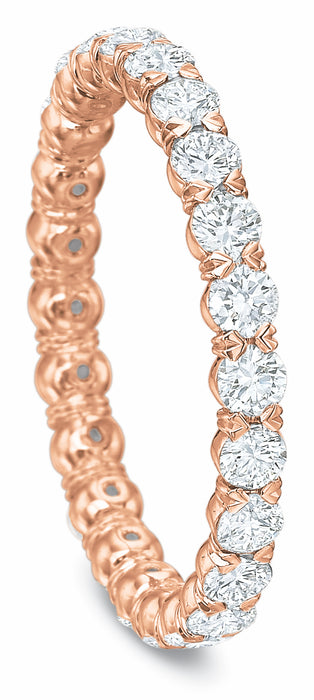 @cupcakering 2.55mm in 14k Rose Gold