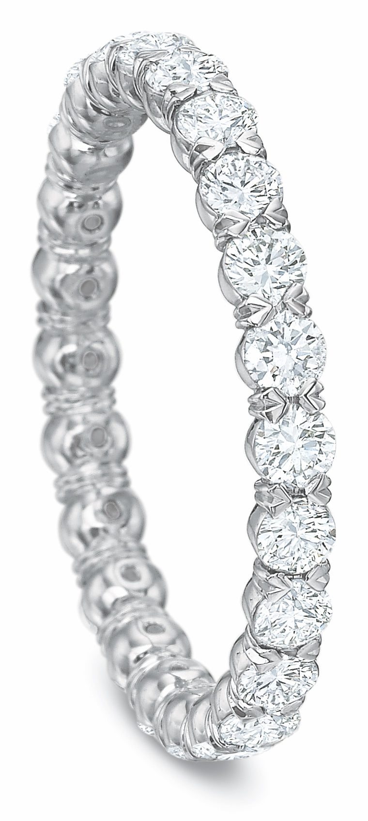 @cupcakering 2.1mm in 14k White Gold
