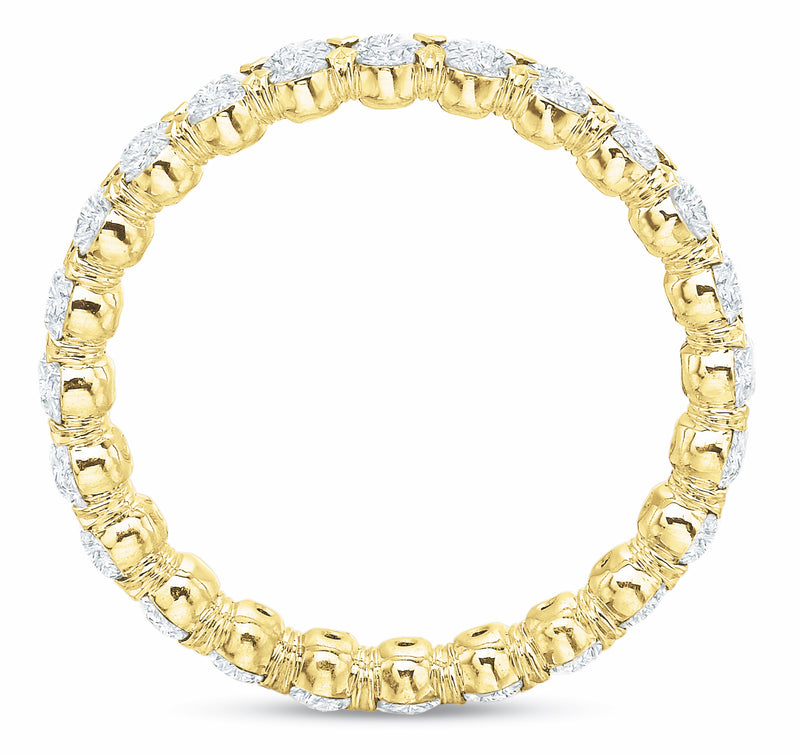 @cupcakering 2.7mm in 14k Yellow Gold