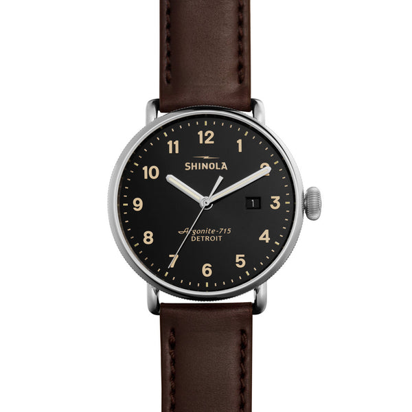 The Canfield - 43mm Shinola Watch