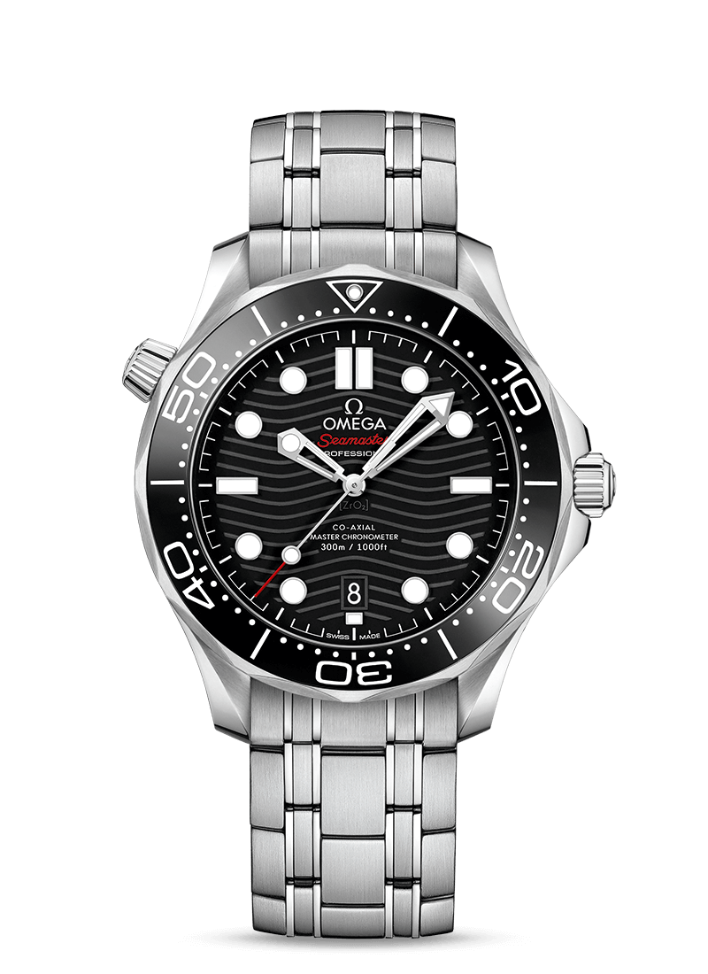 Omega 42mm Seamaster Diver 300M Co-Axial Master Chronometer