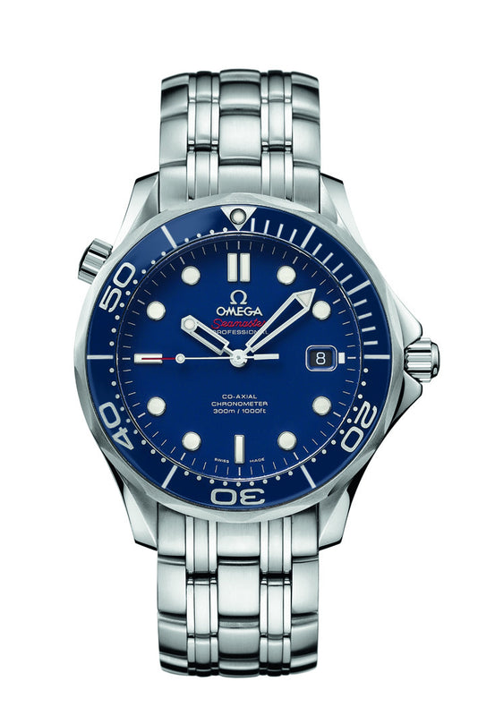 Omega Seamaster 41mm Co-Axial Chronometer