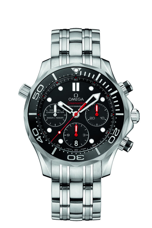 Omega Seamaster 41.5mm Co-Axial Chronometer