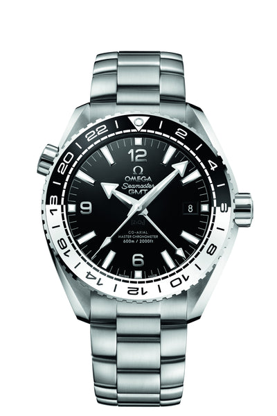 Omega 43.5mm Seamaster Planet Ocean Master Chronometer GMT