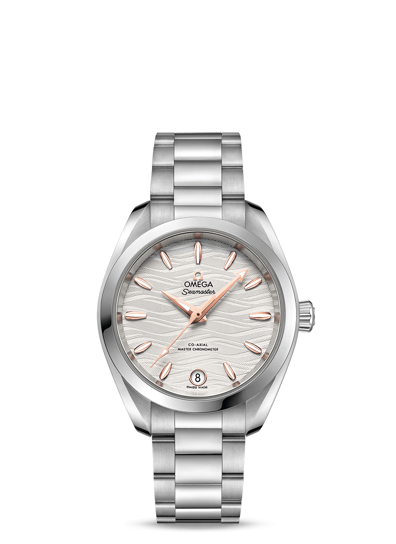 Omega Seamaster 34mm Aqua Terra Co-Axial Master Chronometer