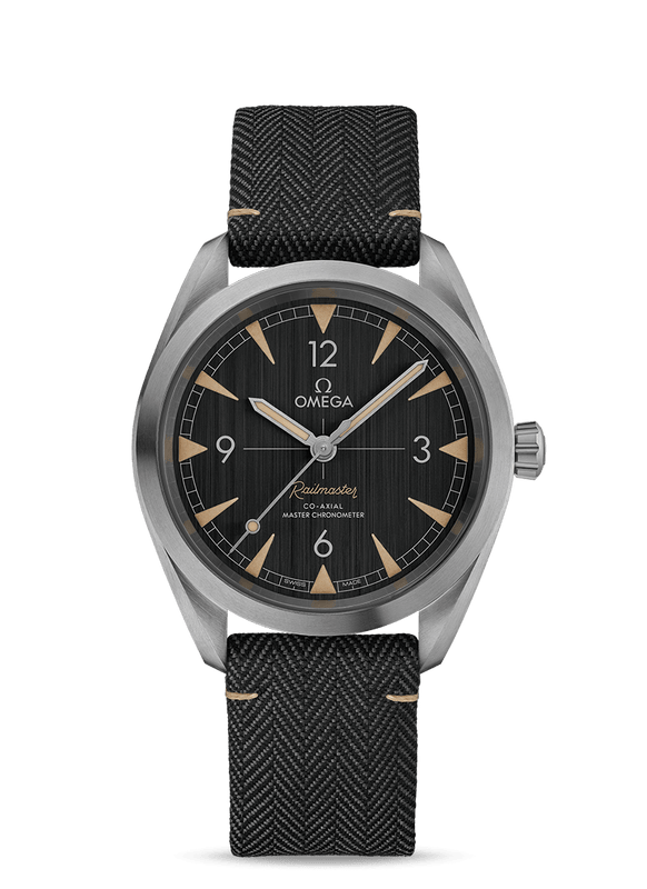 Omega Seamaster 40mm Railmaster Co-Axial Master Chronometer