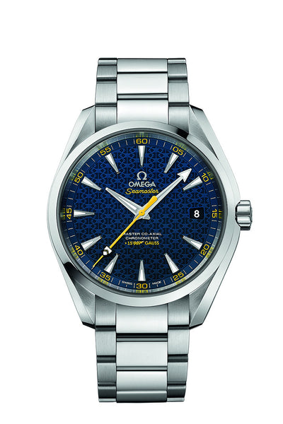 Omega Limited Edition 'James Bond' Seamaster Aqua Terra
