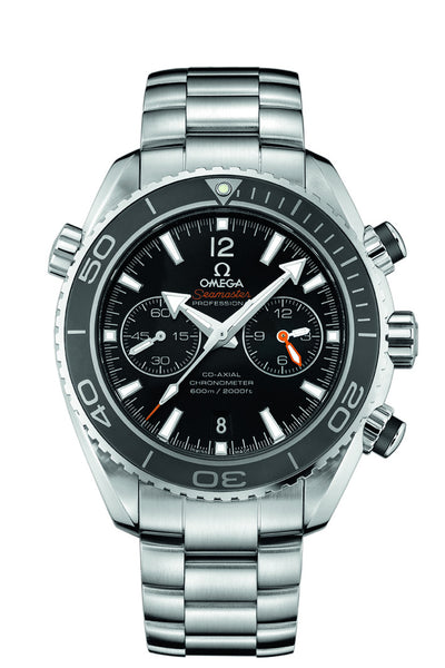 Omega 45.5mm Seamaster Planet Ocean Chronograph