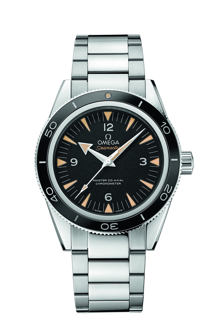 Omega 41mm Seamster 300 Master Co-Axial