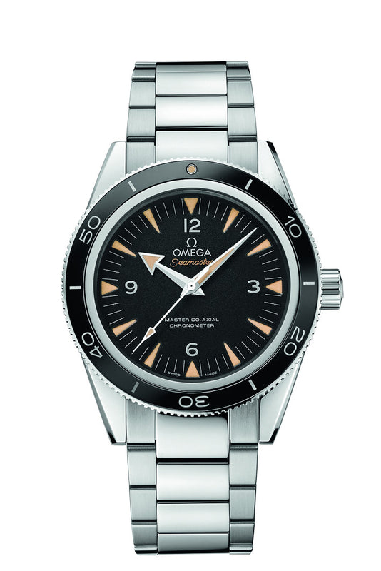 Omega 41mm Seamaster 300 Master Co-Axial