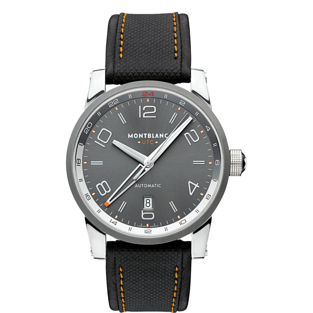 MontBlanc Timewalker Voyager UTC Automatic Watch
