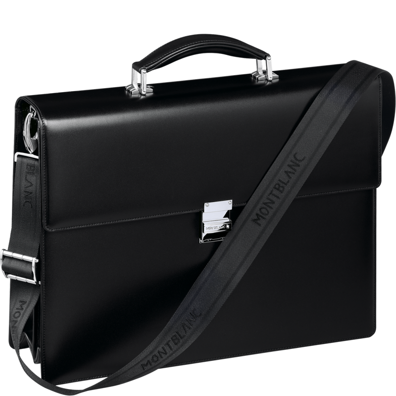 MontBlanc Double Gusset Briefcase
