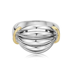 Charles Krypell Birdcage 15mm Domed Ring