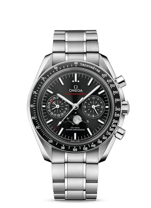 Omega Speedmaster 44.25mm 'Moonwatch' Moonphase Chronograph